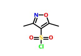 3,5-二甲基异唑-4-磺酰氯