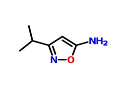 3-异丙基-5-氨基异噁唑