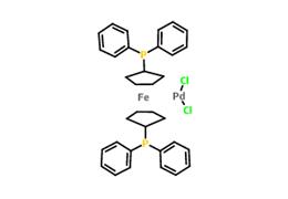 [1,1'-双(二苯基膦基)二茂铁]二氯化钯