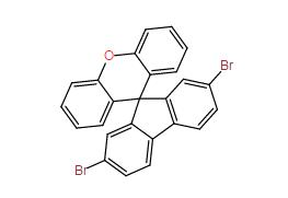 2,7-二溴螺[芴-9,9'-氧杂蒽]