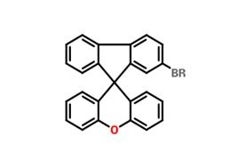 2-溴螺[9H-芴-9,9'-[9H]氧杂蒽]