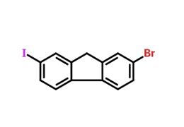 2-溴-7-碘芴