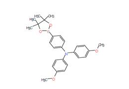 4-硼酸酯-4',4'-二甲氧基三苯胺