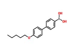 4-戊氧基联苯硼酸