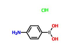 4-氨基苯硼酸盐酸盐