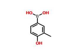 4-羟基-3-甲基苯硼酸