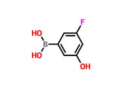 3-氟-5-羟基苯基硼酸