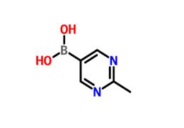 (2-甲基嘧啶-5-基)硼酸