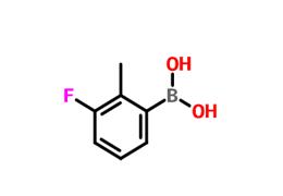 3-氟-2-甲基苯硼酸
