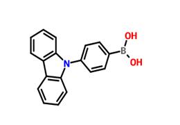 4-(9H-咔唑-9-基)苯硼酸