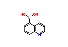 喹啉-5-硼酸