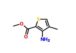 3-氨基-4-甲基噻吩-2-甲酸甲酯