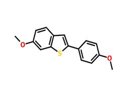 6-甲氧基-2-(4-甲氧苯基)苯并[b]噻吩