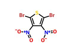 2,5-二溴-3,4-二硝基噻吩