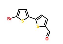 5-溴-2,2'-联噻吩-5'-甲醛