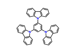 1,3,5-三(9-咔唑基)苯