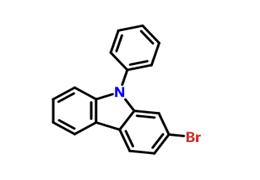 2-溴-9-苯基咔唑