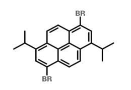 1,6-二异丙基-3,8-二溴芘