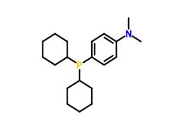 二环己基(4-(N,N-二甲基氨基)苯基)膦