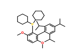 2-(二环己基膦)3,6-二甲氧基-2′,4′,6′-三异丙基-1,1′-联苯