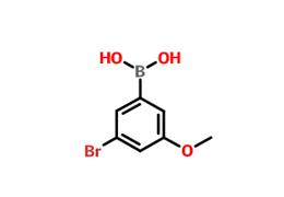 3-溴-5-甲氧基苯基硼酸