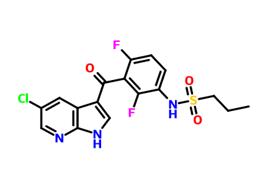 N-[3-[(5-氯-1H-吡咯并[2,3-b]吡啶-3-基)羰基]-2,4-二氟苯基]-1-丙磺酰胺