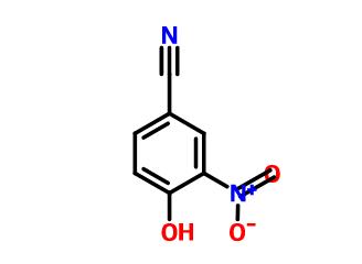 4-羟基-3-硝基苯甲腈