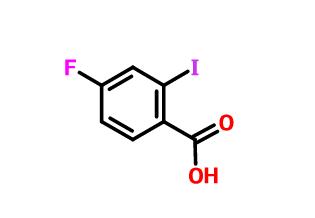 4-氟-2-碘苯甲酸