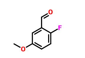 2-氟-5-甲氧基苯甲醛