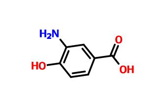 3-氨基-4-羟基苯甲酸