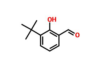 3-叔丁基-2-羟基苯甲醛