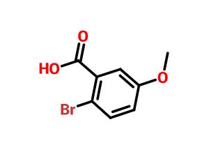 2-溴-5-甲氧基苯甲酸