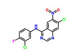 7-氯-N-(3-氯-4-氟苯基)-6-硝基-4-氨基喹唑啉
