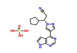 磷酸鲁索替尼