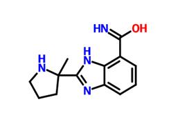 2-[(2R)-2-甲基-2-吡咯烷基]-1H-苯并咪唑-7-甲酰胺