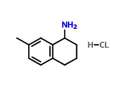 7-甲基-1,2,3,4-四氢萘-1-胺盐酸盐