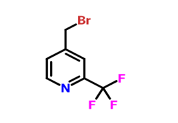 4-(Bromomethyl)-2-(trifluoromethyl)pyridine