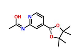 N-(4-(4,4,5,5-四甲基-1,3,2-二噁硼烷-2-基)吡啶-2-基)乙酰胺