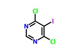 4,6-二氯-5-碘嘧啶