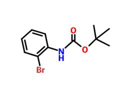 N-(叔丁氧基羰基)-2-溴苯胺