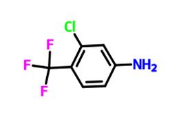 3-氯-4-三氟甲基苯胺
