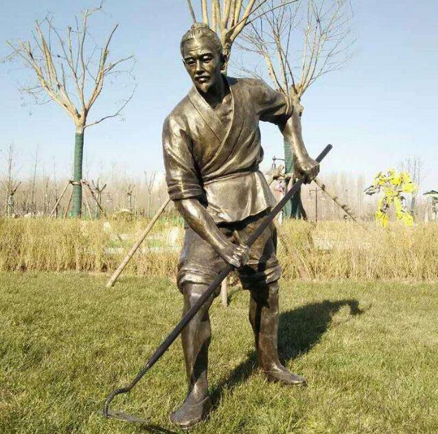 园林人物雕塑制作厂家