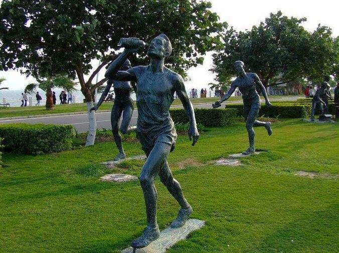 园林人物雕塑厂家