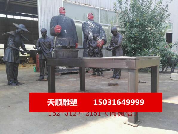 福建人物雕塑厂家