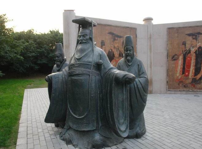 刘备铜像厂家