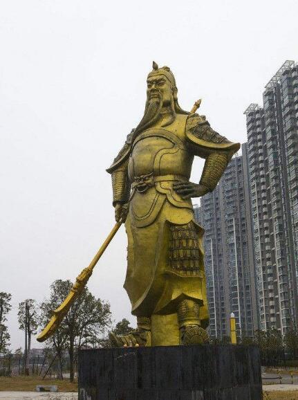 关羽铜像铸造厂