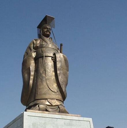 秦始皇铜像厂家