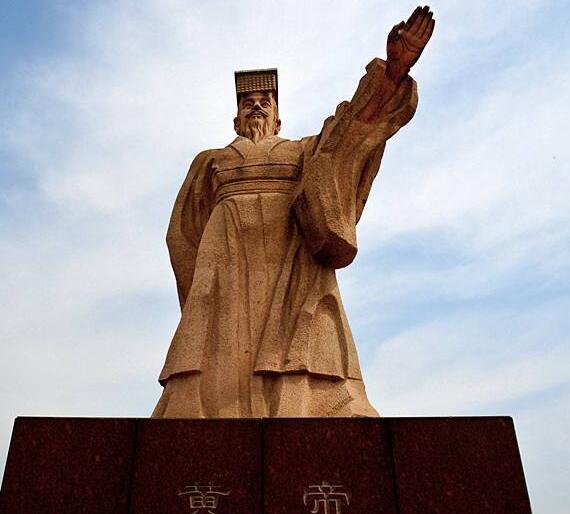 黄帝雕塑厂家