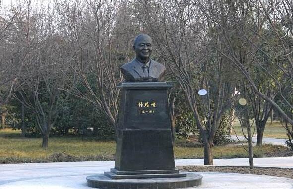 历史名人雕塑