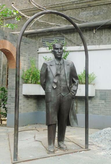 名人雕塑制作